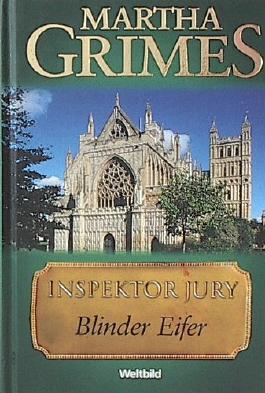 Inspektor Jury- Blinder Eifer