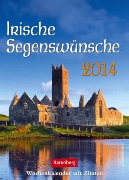 Irische Segenswünsche 2013