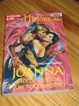JOANNA Stolze Herrin von Rochambeau (Historical 19) (Historical)