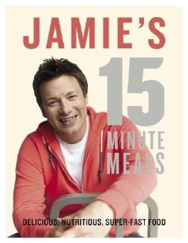 Jamie's 15-Minute Meals by Oliver, Jamie (2012) Hardcover