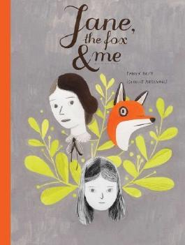 Jane, the Fox and Me by Britt, Fanny, Arsenault, Isabelle (2014) Hardcover