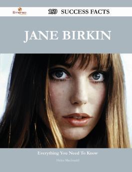 Jane Birkin 159 Success Facts