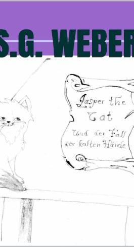 Jasper The Cat - Und der Fall der Kalten Hände (Die Chronik der Magier 1)