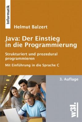 Java: Der Einstieg in die Programmierung, 3. Auflage