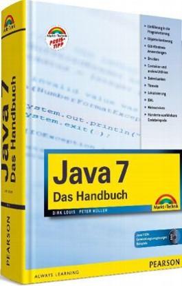 Java 7 - Das Handbuch, m. DVD-ROM