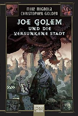 Joe Golem und die versunkene Stadt