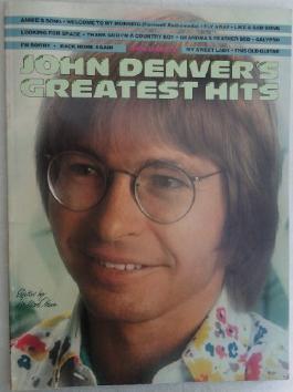 John Denver: Greatest Hits Vol. 3 - Songbook /Noten
