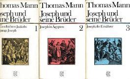 Joseph und seine Brüder. 3 Bände