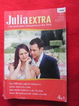 Julia Extra; Band 333; 4in1 (Julia Extra)