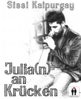 Julia(n) an Krücken
