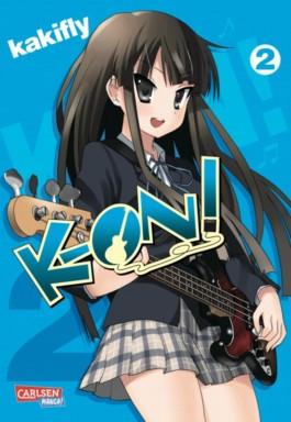 K-On!, Band 2