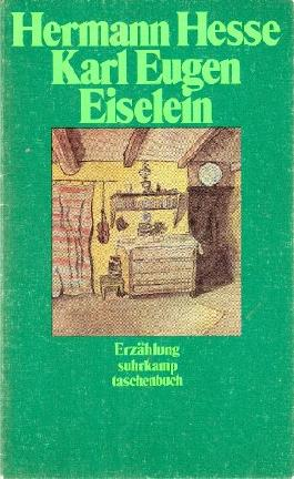 Karl Eugen Eiselein: Erzählung
