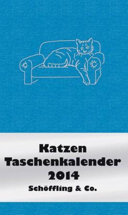 Katzen Taschenkalender 2014