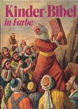 Kinder - Bibel in Farbe