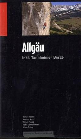 Kletterführer Allgäu