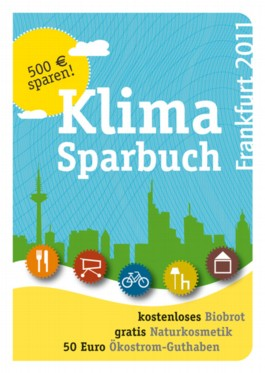 Klimasparbuch Frankfurt 2011