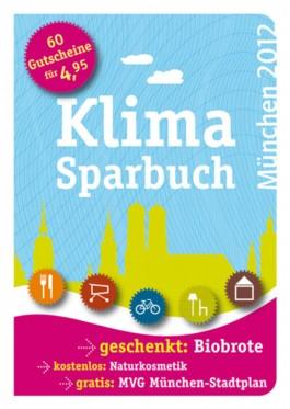 Klimasparbuch München 2012