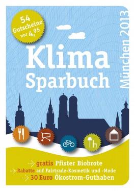 Klimasparbuch München 2013