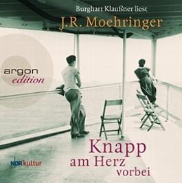 Knapp am Herz vorbei (DAISY Edition), 1 MP3-CD