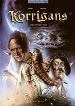 Korrigans Bd.01 (Geschöpfe der Nacht)