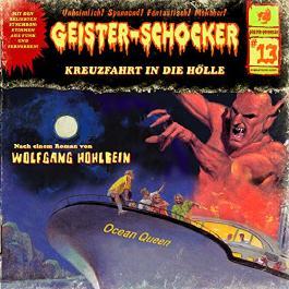 Kreuzfahrt in die Hölle (Geister-Schocker 13)
