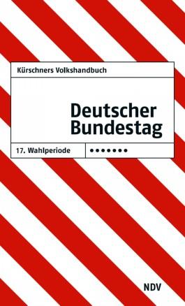 Kürschners Volkshandbuch Deutscher Bundestag, 17. Wahlperiode