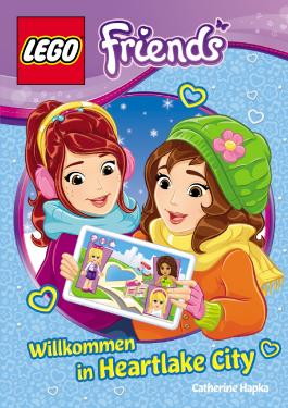 LEGO Friends Band 2 Willkommen in Heartlake City