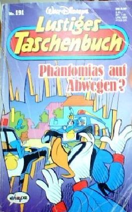 LTB 191 - Phantomias auf Abwegen?