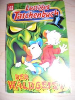 LTB 258 - Lustiges Taschenbuch - Lustige Taschenbücher - Der Waldgeist