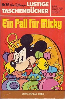 LTB Nr. 076 Ein Fall für Micky