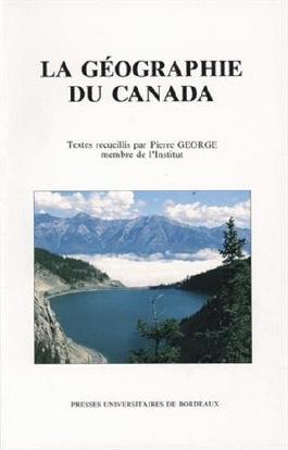 La géographie du Canada