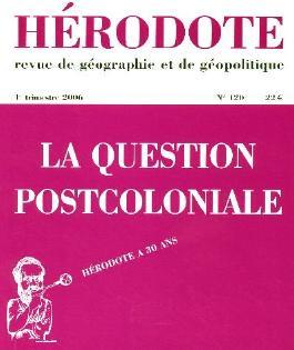 La question postcoloniale