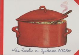 Le Ricette di Giuliana 2008