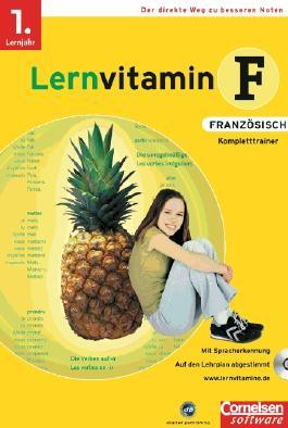 Lernvitamin F - Französisch 1. Lernjahr