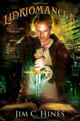 Libriomancer: (Magic Ex Libris Book 1)