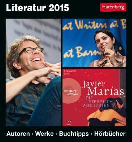 Literatur Kulturkalender 2015