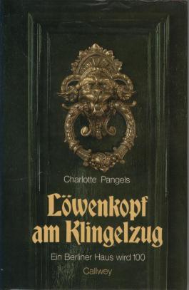 Löwenkopf am Klingelzug