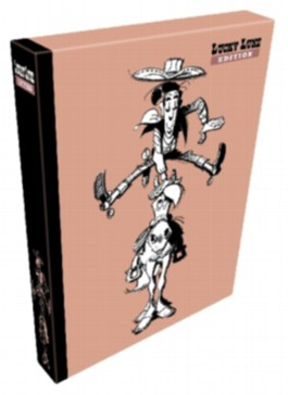 Lucky Luke Edition Softcover Box