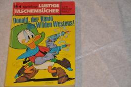 Lustige Taschenbücher Nr. 4 - Donald, der König des Wilden Westens!