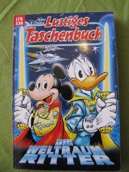 Lustiges Taschenbuch - Nr.: 338 - Die Weltraum-Ritter
