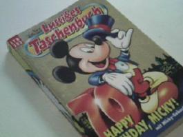 Lustiges Taschenbuch LTB 252 Happy Birthday, Micky (Maus), mit Phantomias , 1. Auflage 1998, Walt Disney Comic