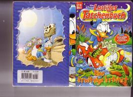Lustiges Taschenbuch LTB 263 - Eine irrwitzige Irrfahrt (Walt Disneys Lustiges Taschenbuch)