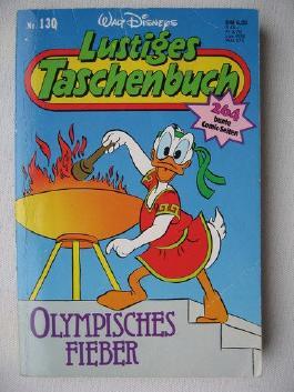 Lustiges Taschenbuch Nr. 130, Olympisches Fieber