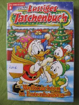 Lustiges Taschenbuch Nr.5. Sonderband. Weihnachten in Entenhausen