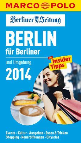 MARCO POLO Cityguide Berlin für Berliner 14