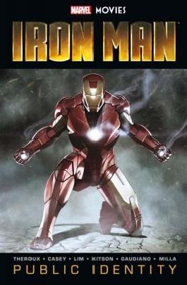 MARVEL MOVIES: IRON MAN