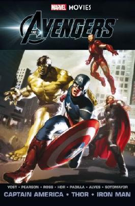 MARVEL MOVIES COMIC 3: AVENGERS - DIE OFFIZIELLE VORGESCHICHTE (Die Rächer - Avengers)