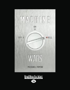 Machine Wars (Large Print 16pt)
