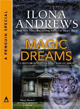 Magic Dreams: A Penguin Special from Ace (Kate Daniels)