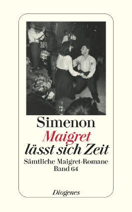 Maigret lässt sich Zeit